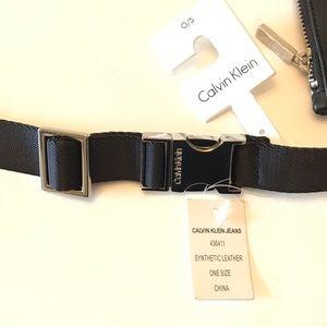 Calvin Klein Jeans Bags - Calvin Klein fanny pack/belt.Size o/s